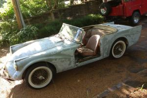 1961 Daimler SP250 Convertible Classic Super Rare Free Shipping only 1400 export