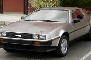 1982 DeLorean DMC-12 Gullwing,  5 Speed, 3,388 Miles!