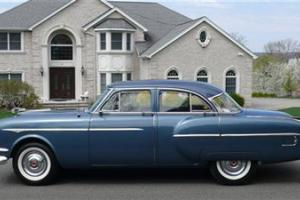 1953 PACKARD CLIPPER AACA SR WINNER PRESERVATION AWARD CONCOURS CONDITION