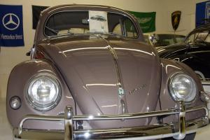 1955 VW Beetle oval window Show quality restoration