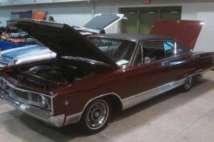 1968 Dodge Monaco 500 6.3L 383 2DR Hard Top