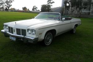 Oldsmobile Delta 88 Royale Convertible in Melbourne, VIC
