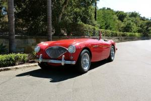1954 AUSTIN HEALEY 100-4 - EXCELLENT CONDITION! Photo