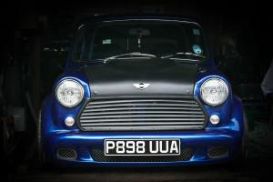 1997 rover mini mpi zeemax  Photo