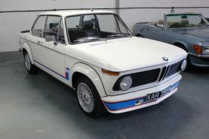 BMW 2002 Turbo Evocation 1974 Tii  for Sale