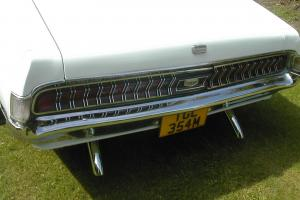 1970 Mercury Cougar Convertible, rare muscle car with Mustang running gear.