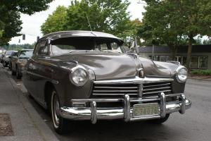 1949 Hudson Commodore Sedan Photo