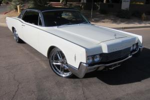 "1966 Lincoln Continental Coupe, Beautiful Resto, Custom Sound, 22"" Giovannas"