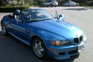 1998 BMW Z3 M Roadster Convertible 2-Door 3.2L Photo