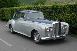 BENTLEY S-SERIES WITH WEBASTO SUNROOF