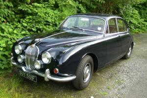 1968 JAGUAR Mk2 240  Photo
