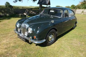 Daimler 250 V8 Manual  Photo