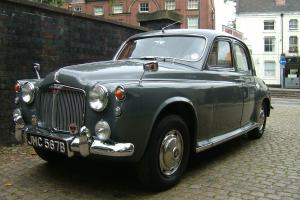 ROVER P4 110 (1964) Three Owners