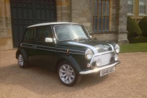 Classic Rover Mini Cooper Sports LE - One of 100
