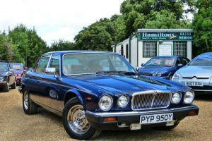 1983 Y Jaguar 4.2 XJ6 AUTO-LOW MILEAGE 58K FSH