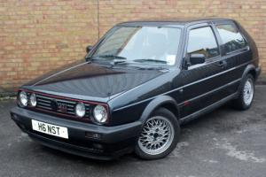 Volkswagen Golf Gti 16v 3 Door Full History Original