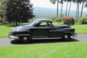 1948 Chrysler Windsor 3 Window Business Coupe