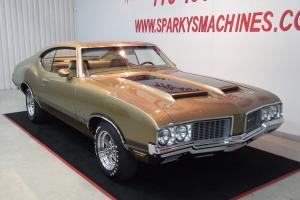 1970 Oldsmobile Cutlass W-31 Tribute