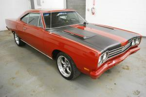 1969 Plymouth Road Runner 440 Automatic Wheels Headers New Exhaust NICE LOOK