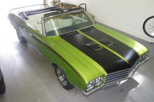 1971 BUICK GSX Convertible- Clone