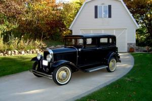 1931 Buick 8-57 23,850 Original Miles!! Un-Restored!! Straight-8!!