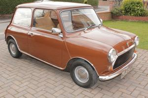 AUSTIN MORRIS MINI 998 CC 1.0LT 1980 CLASSIC MINI IDEAL FIRST CAR