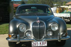 Classic Jaguar 3 8 Litre Manual  Photo