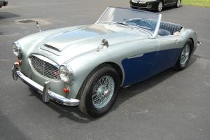1958 Austin Healey 3000 Mark I Photo
