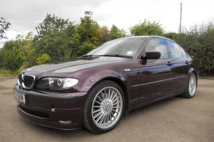 2004 BMW Alpina B3S saloon superb example, rare car, excellent cond full spec  Photo