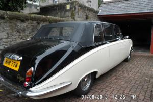1981 DAIMLER LIMOUSINE AUTO BLACK  Photo