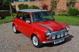 Rover Mini Cooper Sport W reg (2000)  Photo