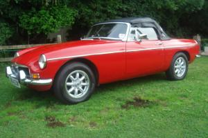 MGB ROADSTER 1975  Photo