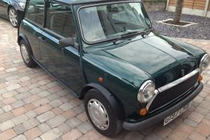 1989 AUSTIN MINI MAYFAIR GREEN