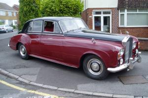 1963 ROLLS ROYCE BLACK/RED  Photo