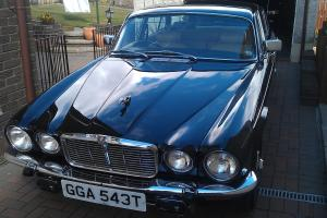 1979 JAGUAR 4.2 XJ6 L, AUTO BLACK,ex concourse winner