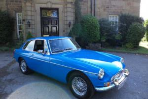 MGB-GT 2.0 SPORTS OSELLI FAST ROAD ENGINE 1977