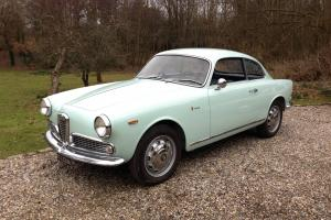 Alfa Romeo Giulia Sprint 1963 BEST OF THE BEST