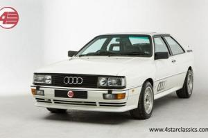 Audi Ur-Quattro  Photo