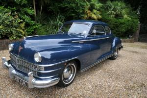 1947 CHRYSLER WINDSOR CLUB COUPE CLASSIC AMERICAN, NOT CHEVY, PACKARD FORD