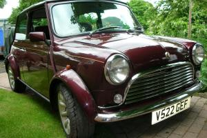 1999 ROVER MINI 40 LIMITED EDITION  Photo