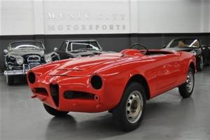 Solid GIULIA NORMALE SPIDER for RESTORATION