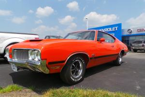 1970 OLDSMOBILE 442 W30 455cid- TRUE W30- ONE OWNER-