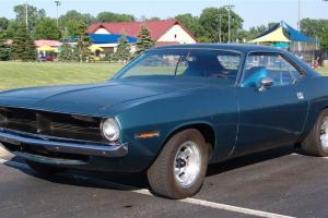 1970 Plymouth Barracuda Base 5.2L AT Great Driving Condition 318 Engine