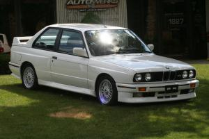 BMW M3, E30, Absolutely Perfect Condition, 69,000 miles...NO RESERVE