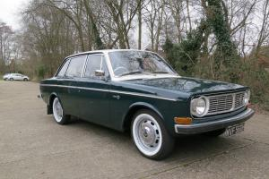 1970 VOLVO 144 2.0 ltr manual tax exempt