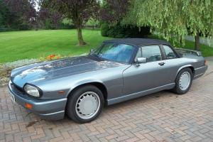 TWR XJ-SC CABRIOLET V12 12MONTH MOT VERY NICE RUNNER RARE DECHROMED FACTORY 2 Photo