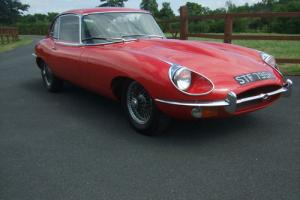 1969 Jaguar E-Type 4.2 Manual SII Coupe 2 Photo