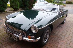 MG B Roadster 1967  Photo