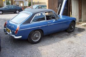 MGC GT 3L Automatic 1968 Rare Model