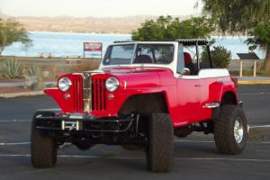 vj3 convertable jeepster--surf buggy
